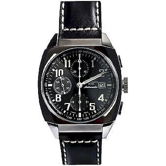 Zeno-Watch Herrenuhr NL Pilot Chronograph Limited Edition 6151TVD-a1