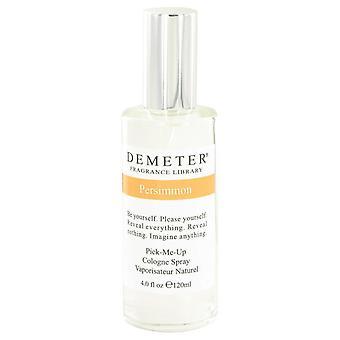 Demeter af Demeter Persimmon Cologne Spray 4 oz/120 ml (kvinder)