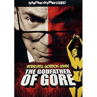 Parrain de Gore: l'importation USA Herschell Gordan Lewis Docu [DVD]
