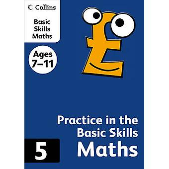 Collins Practice in the Basic Skills - Maths Book 5 - 9780007505517 Bo
