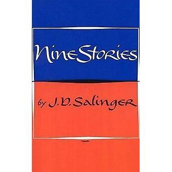 Nine Stories by J. D. Salinger - 9780316769501 Book
