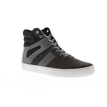 Creative Recreation Moretti  Mens Gray Casual High Top Sneakers Shoes
