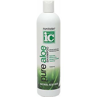 ファンタジア IC 純粋なアロエ シャンプー 473 ml