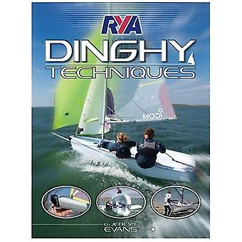 RYA Dinghy Techniques by Jeremy Evans - 9781906435431 Book