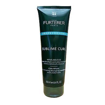 Rene Furterer Sublime Curl Activating Detangling Conditioner 8.4 OZ