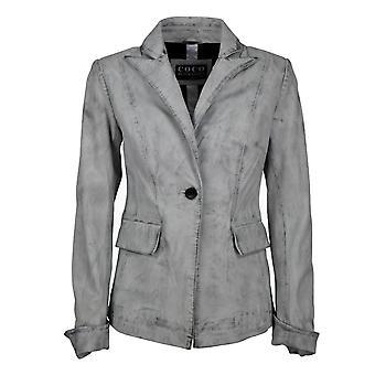 Women's leather jacket Alina