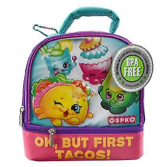 Lunch Bag - Shopkins - Ok But First Tacos AE30486TGPK00