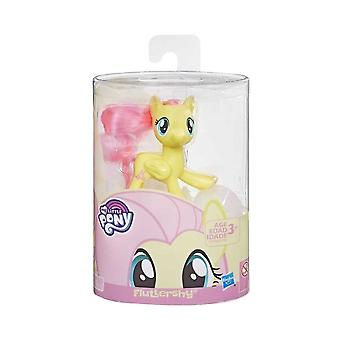 My Little Pony Fluttershy Mane Pony Figure
