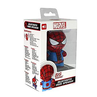 Lazerbuilt Speaker Speaker Bluetooth Figure Marvel-Spider-Man