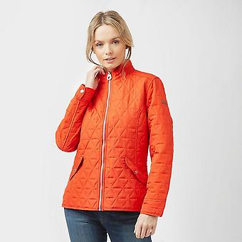 New Regatta Women's Cressida Insulated Jacket Orange