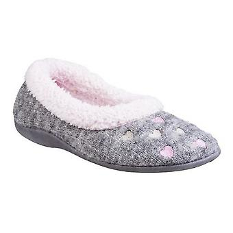 Fleet & Foster Womens/Ladies Alaska Slip On Slippers