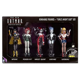 Actie cijfers-DC Comics-Girls Night out boxed set DC-3955