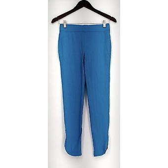 Slimming Options for Kate & Mallory Leggings Tulip Hem Blue A430703