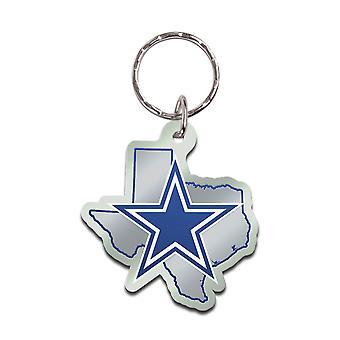 Wincraft STATE Schlüsselanhänger - NFL Dallas Cowboys