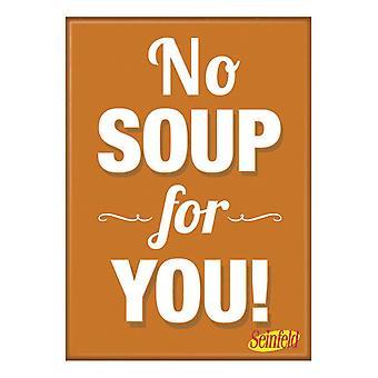 Seinfeld No суп магнит