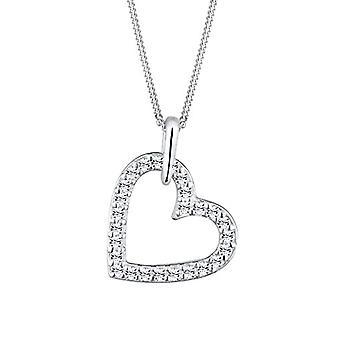 Elli Chain nina with Women's Pendant in Silver 925 0103731612_45