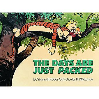 Days are Just Packed by Bill Watterson - 9780836217353 Book