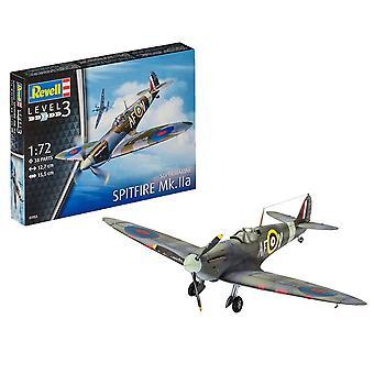 Revell 3953 1:72 Spitfire Mk.IIa Plastic Model Kit