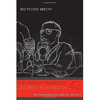 Das Brecht Jahrbuch / Das Brecht-Jahrbuch 42