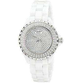 Akribos XXIV relógio Donna ref. AKR457WT