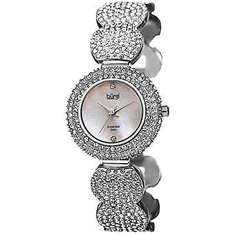 Burgi Clock Woman Ref. BUR109SS