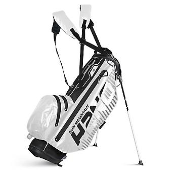 Sun Mountain H2NO Performance Standard superlite stand Carry golftas zwart/wit