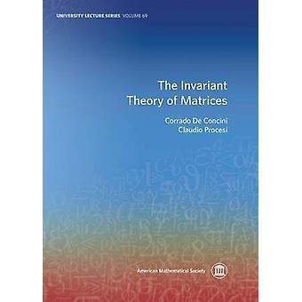 نظرية ثابتة لمصفوفات من كورادو دي Concini-978147044187