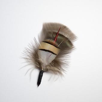 Elm Of Burford Luxury Feather Hat Mount