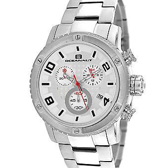 Oceanaut Men's Impulse Silver Dial Watch - OC3121
