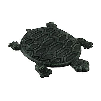 Cast Iron Turtle Garden Stepping Stone Step Tile
