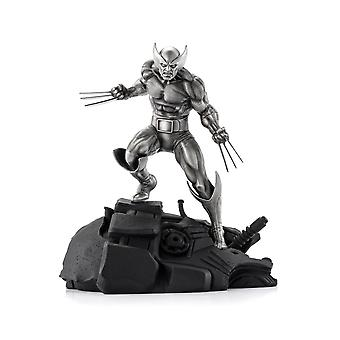 Marvel By Royal Selangor 017983 LIMITED EDITION Wolverine Victorious Figurine