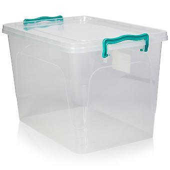 Hobby Life Pack Of 3 - 21 Litre Multi Maxi Boîte de stockage en plastique