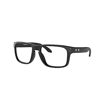 Oakley Holbrook RX OX8156 01 Satin Black Glasses