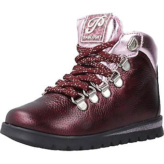 Pablosky Boots 066663 Color Board