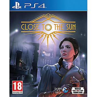Close to the Sun PS4 Game