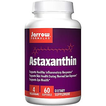 Astaxanthin 4 mg (60 Softgels) - Jarrow Formulas