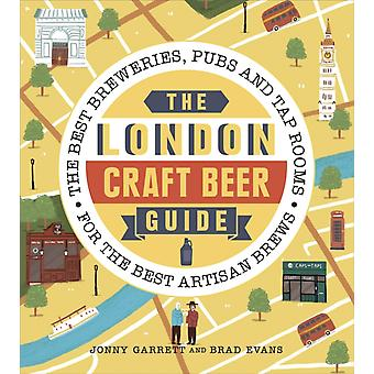 London Craft Beer Guide by Brad Evans