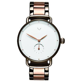 MVMT Bloom Women's Watch Wristwatch Stainless Steel D-FR01-TIRGW