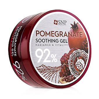 Snp 92% Pomegranate Soothing Gel (radiance & Vitality) - 300g/10.58oz