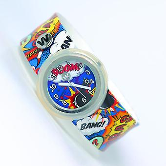 #387 - comics - watchitude slap watch