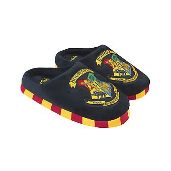 Harry Potter Kid's Slippers Hogwarts Crest Child's House Shoe