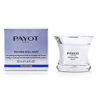Payot Techni Peel Nuit - Peeling & Åter ytbeläggning Care 50ml/1.6oz