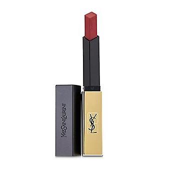 Yves Saint Laurent Rouge Pur Couture Le rouge à lèvres Slim Leather Matte - 10 Corail Antinomique 2.2g/0.08oz