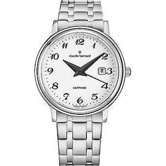 Claude Bernard - Wristwatch - Women - Classic Ladies - 54005 3M BB