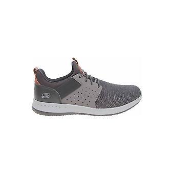 נעלי הקיץ של הגברים 65474BKGY הספורט האוניברסלי נעליים