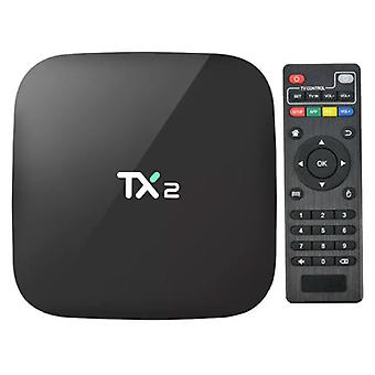 Stuff Sertifikalı® TX2 4K TV Box Media Player Android Kodi - 2GB RAM - 16GB Depolama