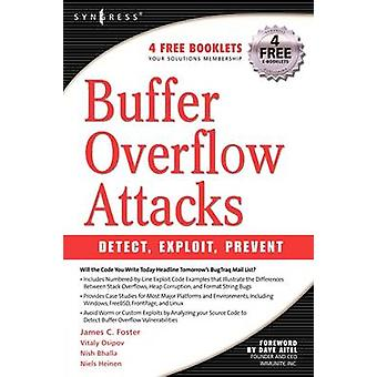 Buffer Overflow Attacks by Foster & James C.