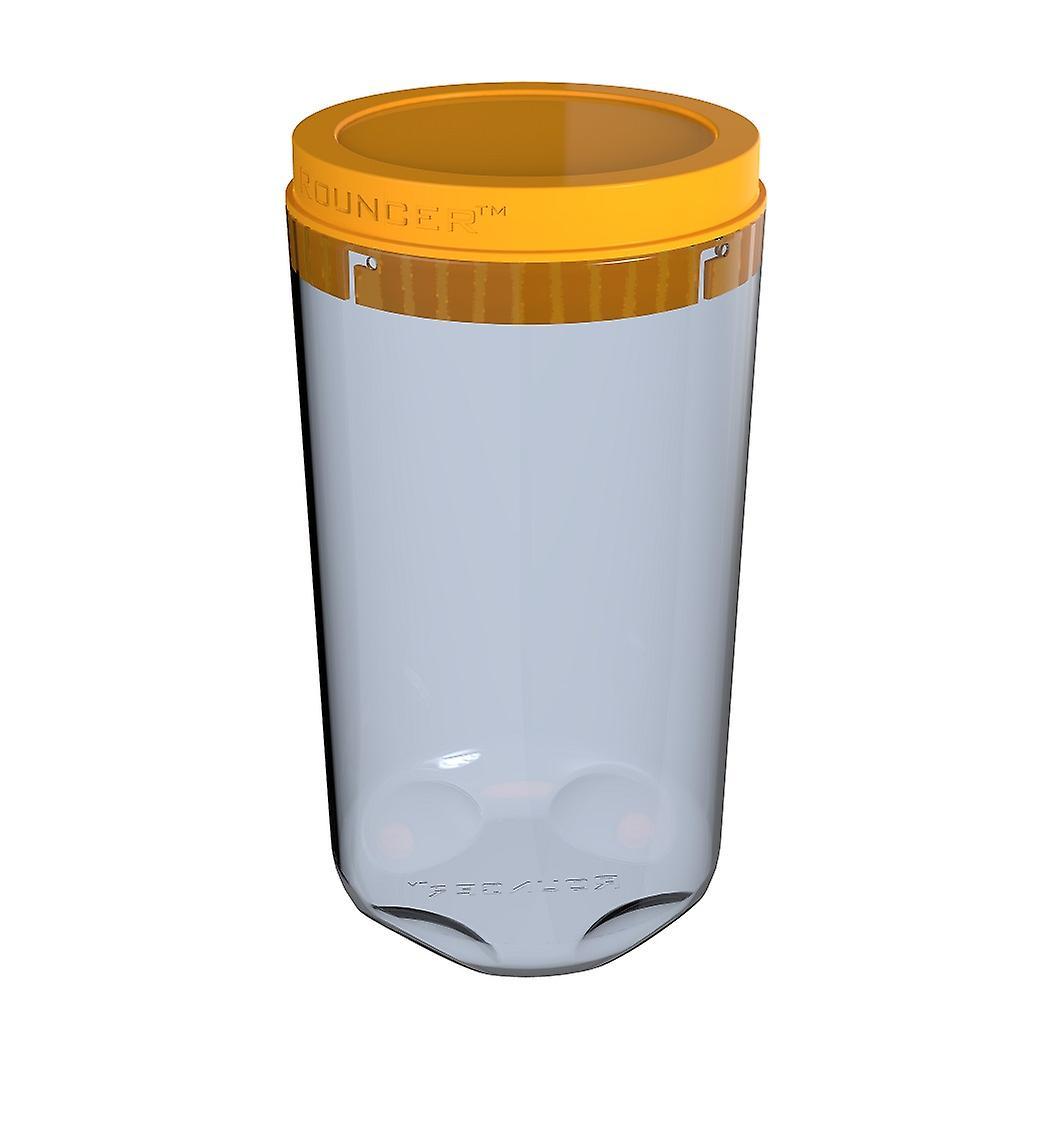 Rouncer - ontworpen van een hoge kwaliteit en duurzame opslag Containers pak in 2 maten - ideaal voor Home & keuken opslagoplossingen.