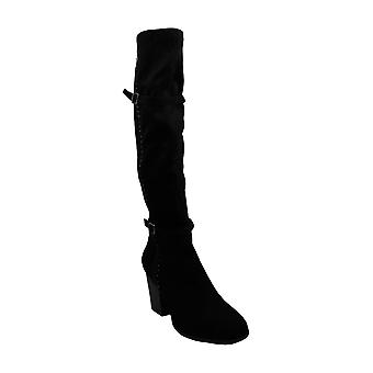 Easy Street Womens Melrose Suede Closed Toe Mid-Calf Fashion Boots