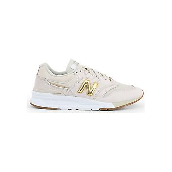 New Balance - Schuhe - Sneakers - CW997HAG - Damen - ghostwhite,gold - EU 36.5